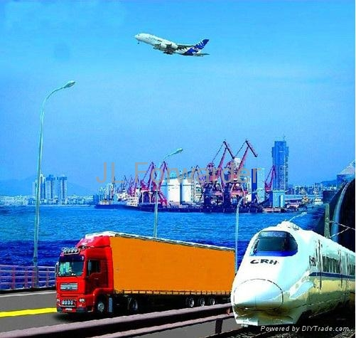 Air Freight From Shenzhen To Zambia By DHL Express 1