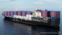 Sea Freight Shipping From Shenzhen To Zambia