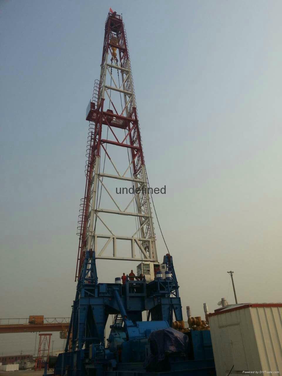 ZJ40/2250J The oil rig (Second-hand spot) 2