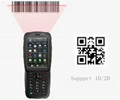 ZKC PDA3501 3G,WiFi Android Handheld Wireless 2D Barcode Scanner 1