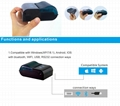 ZKC 58mm mini Portable Bluetooth Thermal Barcode Printer Machine 3