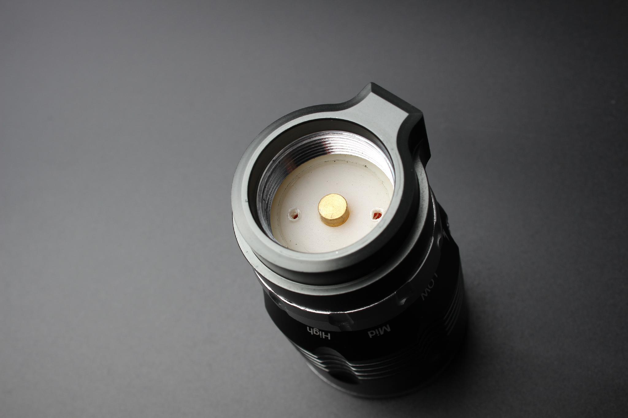 LED Diving Light Underwater 70m 960 Lumen 5