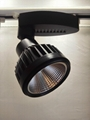 RA>97 R9>90 40w COB led  tracklight CRI97 CRI95 1