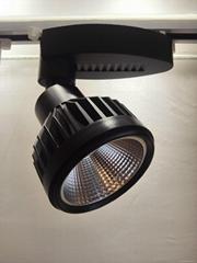 RA>97 R9>90 40w COB led  tracklight CRI97 CRI95