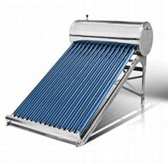 Solar water tank solar s