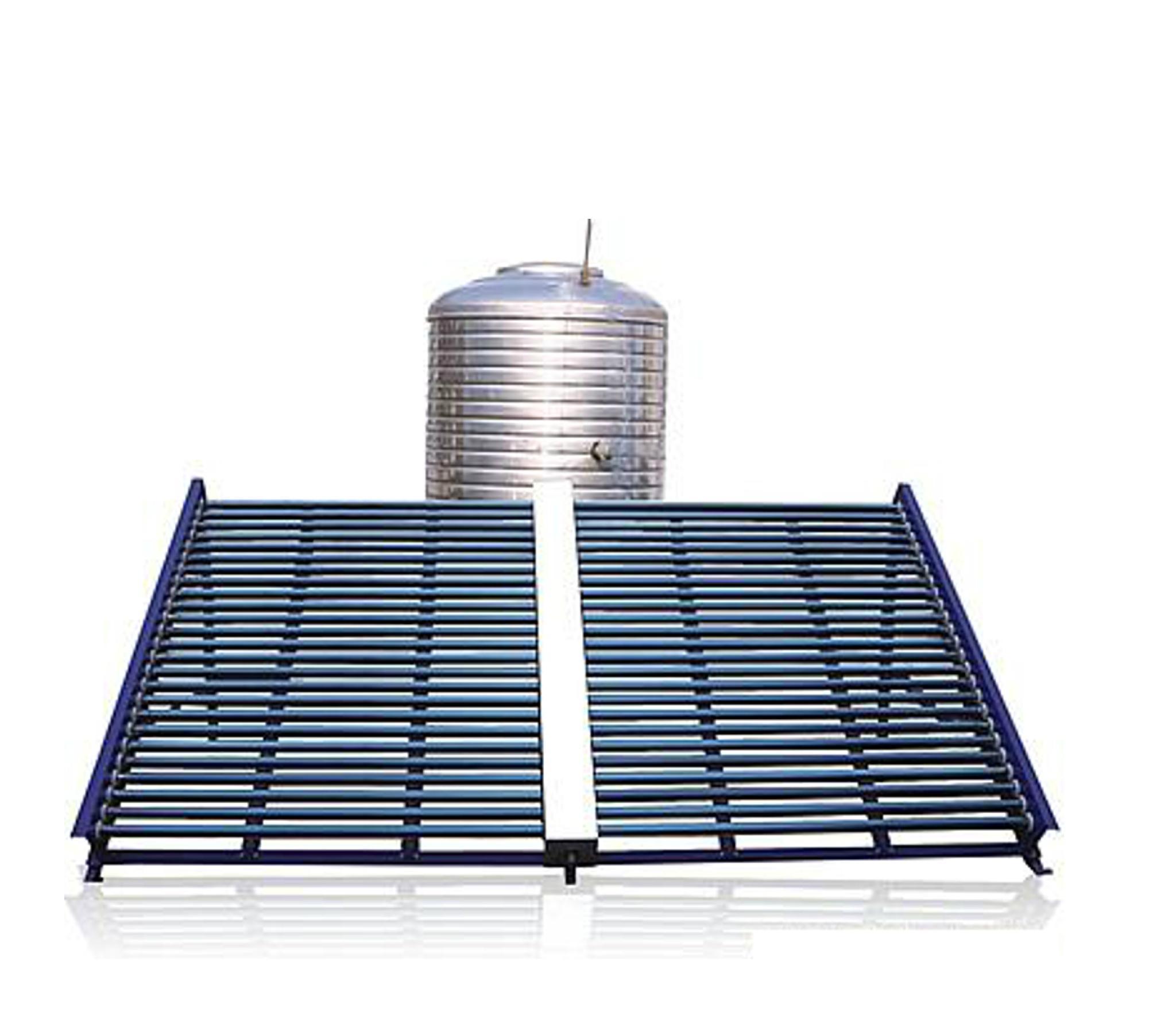 solar water heater pdf project
