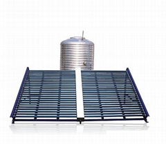 Solar water heater system solar collector solar project
