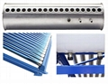 vacuum tube solar water heater with non pressure solar water tank 3