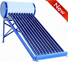 Non-Pressurized Vacuum Tube Solar Energy Hot Water Heater Solar Geyser