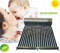 Non-Pressurized Vacuum Tube Solar Water Heating Low Pressure Solar Water heater