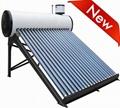 Ect Vacuum Tube Solar Water Heater (Solar Heating System)