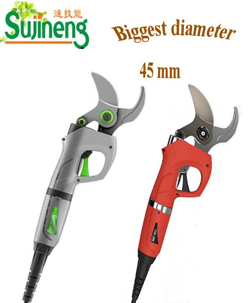 2016 new electric pruning shears electric scissors dj for Electric garden scissors