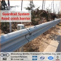 Highway Guardrail for Road 2