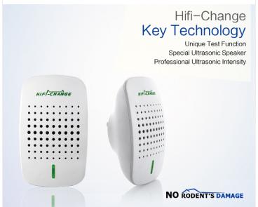 hifi-change ultrasonic pest & rodent repeller 2