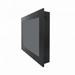 17寸嵌入式工業平板電腦應用領域自動化加工控制系統
