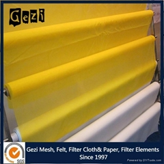 Gezi factory supply Polyester screen printing mesh