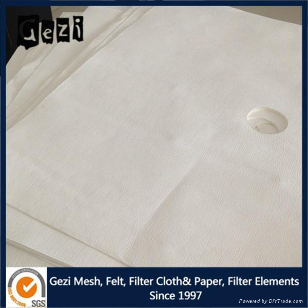 Gezi factory supply filter paper 4