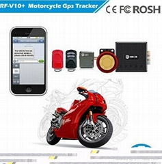 vehicle anti-theft system for car/ e-bike/ motorcycle gps tracker