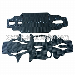 The Custom Carbon Fiber CNC Cutting RC Hobby Parts