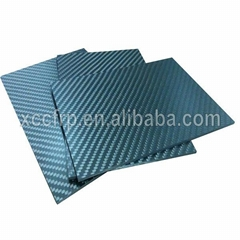 3K Toray carbon fiber reinforced plastic sheet 1mm 2mm 3mm 4mm  5mm