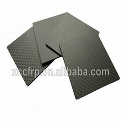 Toray raw material 3K real carbon fiber sheet  plate 5mm 6mm 7mm 8mm 9mm 10mm