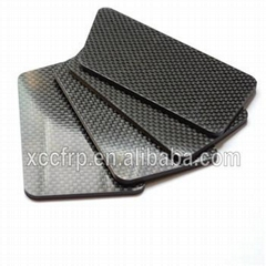 6mm 7mm 8mm 9mm 10mm High quality 3K 100% real carbon fiber laminate plate