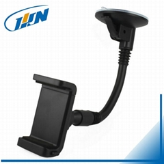 075+061 Car Mount, Universal Long Arm/neck 360 degree Rotation Windshield Car Mo