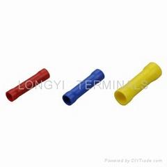 PVC絕緣中間套管   中接管  冷壓端子  龍溢端子