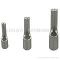 針型裸端子  龍溢端子  針型端子  裸端子 3