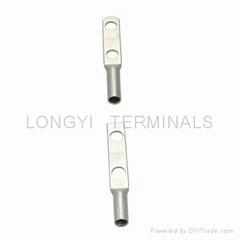 龍溢雙孔CL冷壓端子/接線端子/銅管端子/銅鼻子/電纜接頭