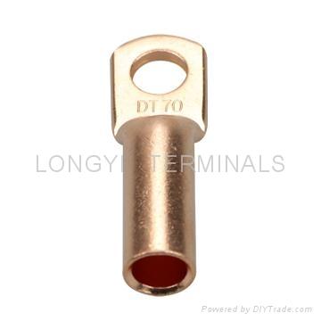 接线端子  DT铜管端子  龙溢端子 2
