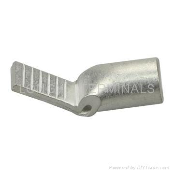 折弯型端子 C45N铜管端子  龙溢端子