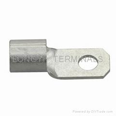 德标铜皮DIN46234冷压端子/接线鼻子/铜线耳/铜接线端子/电缆接头