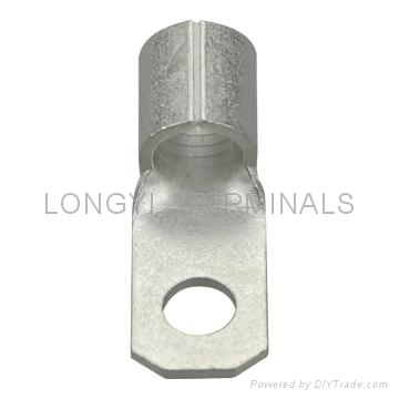 德标铜皮DIN46234冷压端子/接线鼻子/铜线耳/铜接线端子/电缆接头 2