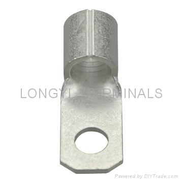 德標銅皮DIN46234冷壓端子/接線鼻子/銅線耳/銅接線端子/電纜接頭 2