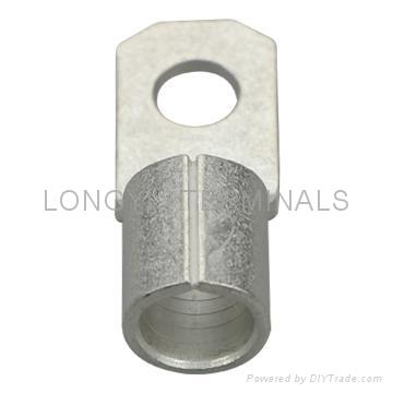 德標銅皮DIN46234冷壓端子/接線鼻子/銅線耳/銅接線端子/電纜接頭 3