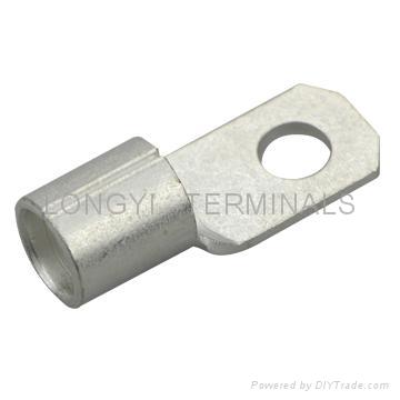 德标铜皮DIN46234冷压端子/接线鼻子/铜线耳/铜接线端子/电缆接头 4