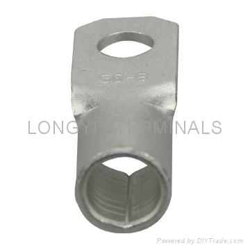 德標銅皮DIN46234冷壓端子/接線鼻子/銅線耳/銅接線端子/電纜接頭 5