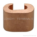 C SHAPE COPPER WIRE CLAMPS