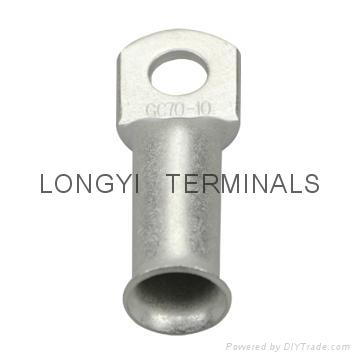 喇叭口GCL加长铜管端子 1