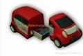 custom 3D usb flash drive
