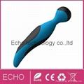 Blue dancer sex toy 10 frequency AV vibrator