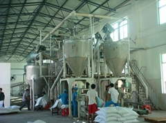 Mechanical Salt  washing Production Line