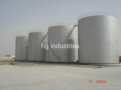edible Oil storage oil tank