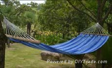 swing hammock single hanging canvas for outdoor garden camping 1