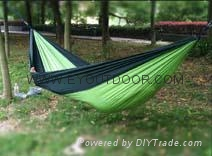 parachute hammock with straps ultralight portable hot selling for outdoor trav