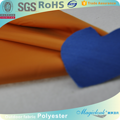 100% Polyester Taffeta fabric waterproof for tent awning
