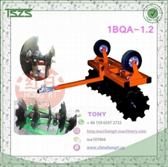 Garden Machinery ATV UTV Disc Harrow