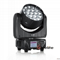LED movinghead wash-19x15W Osram RGBW