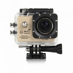 SJ7000防水運動DV多功能戶外潛水迷你高清1080P攝像機行車記錄儀
